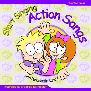 Start Singing Action Songs
