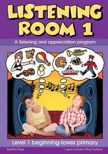 Listening Room 1 (Lower Primary)