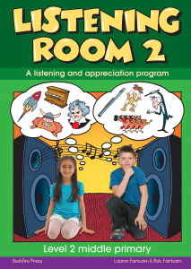 Listening Room 2 (Middle Primary)