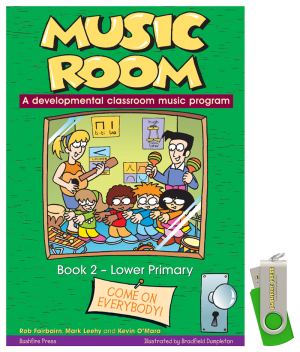 Music Room 2 with USB