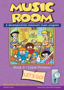 Music Room Book 3