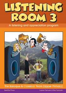 Listening Room 3: Baroque & Classical (Upper Primary)