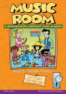 Music Room Book 5