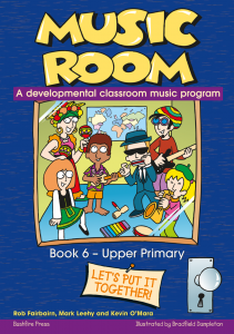 Music Room Book 6