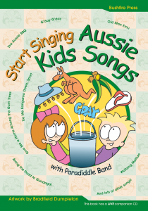 Start Singing Aussie Kids Songs