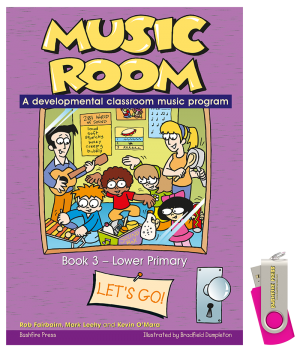 Music Room 3 with USB