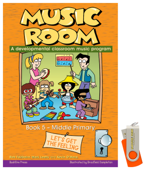 Music Room 5 with USB