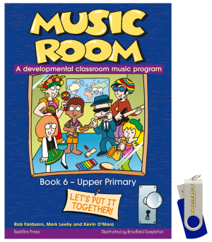 Music Room 6 with USB