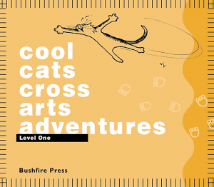 Cool Cats Cross Arts Adventures Level 1