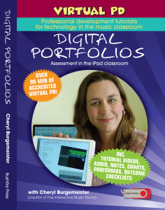 Digital Portfolios PD