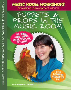 Puppets and Props in the Music Room PD
