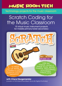 Scratch Coding for the Music Room