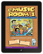 eMusic Room 1 on iBooks