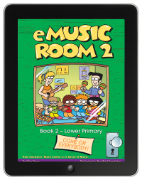 eMusic Room 2 on iBooks