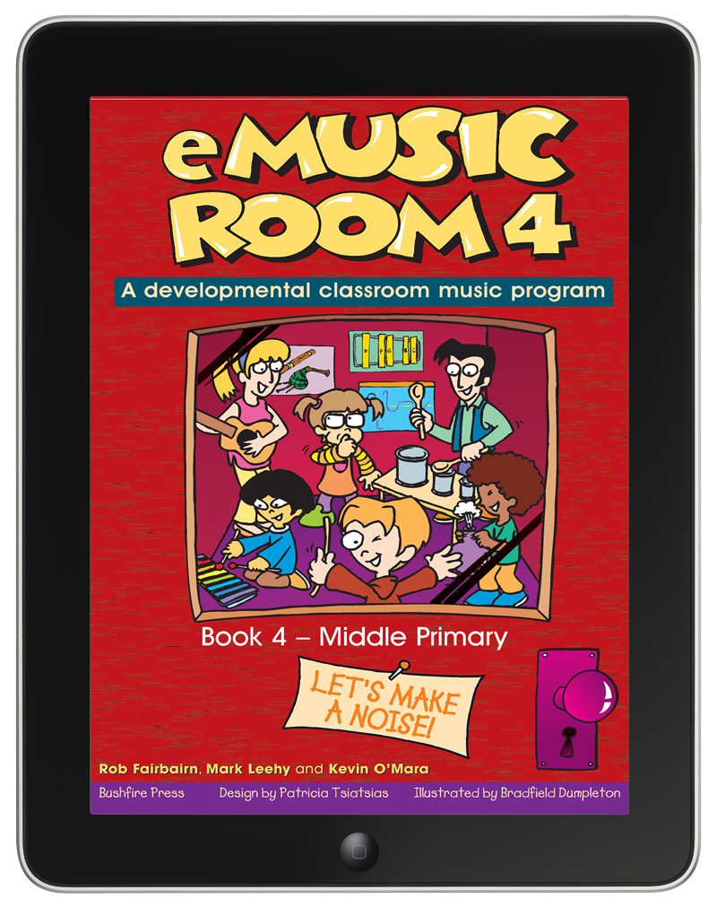 eMusic Room 4 on iBooks