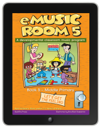 eMusic Room 5 on iBooks