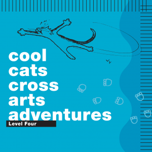 Cool Cats Cross Arts Adventures Level 4