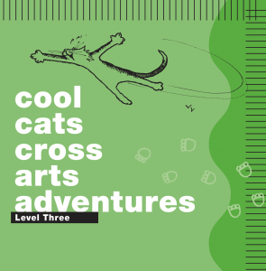 Cool Cats Cross Arts Adventures Level 3