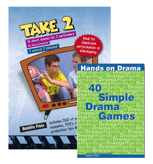Take 2 and 40 Simple Drama Games bundle