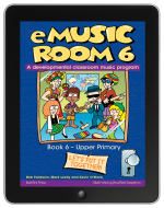 Music Room 6 on iBooks