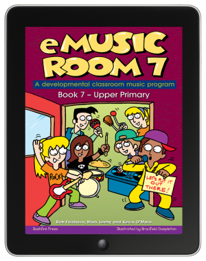Music Room 7 on iBooks