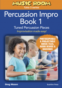 Percussion Impro Book 1