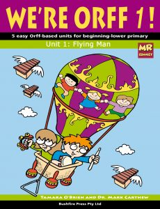 MRC: We're Orff Book 1 Units 1-5