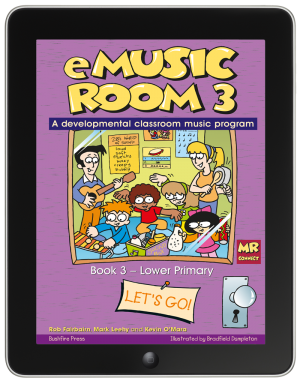 eMusic Room 3 on MR Connect