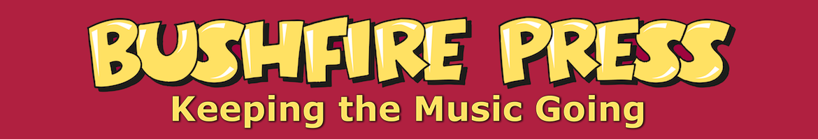 Bushfire Press Logo