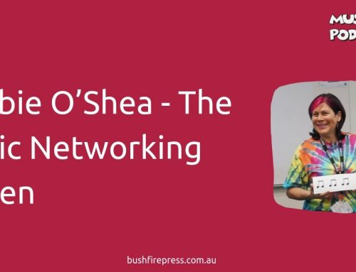 Debbie O'Shea – The Music Networking Queen