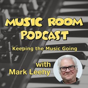 Music Room Podcast Show Art