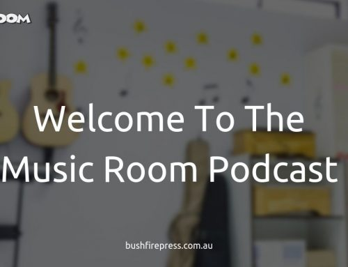 Welcome to The Music Room Podcast with Mark Leehy