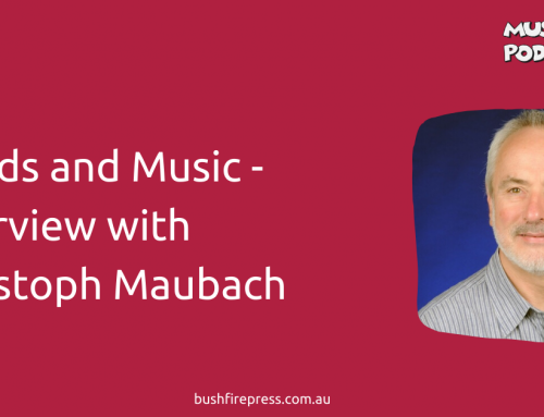 Words and Music: Interview with Christoph Maubach