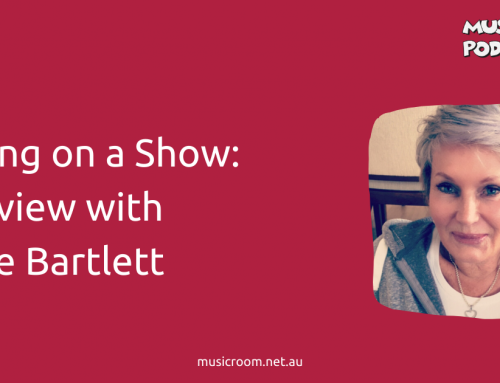 Putting on a Show: Interview with Lynne Bartlett