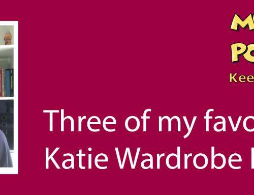 Three of My Favourite Apps: Interview with Katie Wardrobe