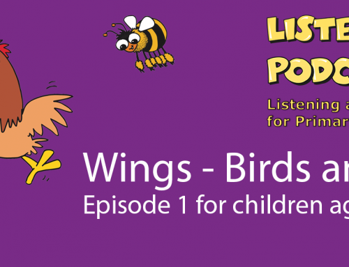 The Listening Room Podcast – Series 1 Episode 1 – Wings