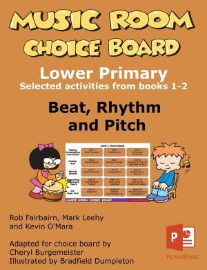 Music Room 1 Choice Board 1