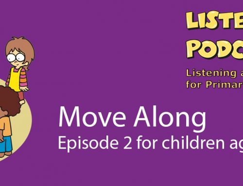 The Listening Room Podcast – Series 1 Episode 2 – Move Along