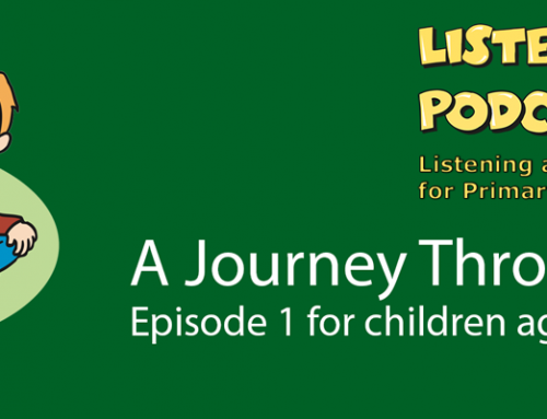 The Listening Room Podcast – Series 2 Episode 1 – A Journey Through Time