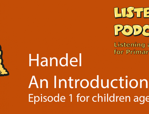 The Listening Room Podcast – Series 3 Episode 1 – Handel