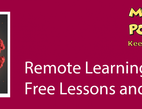 Remote Learning Resources – Free Lessons and Ideas