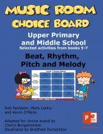 Music Room Choice Board Upper Primary