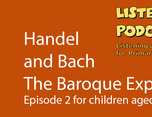 The Listening Room Podcast – Series 3 Episode 2 – The Baroque Explained