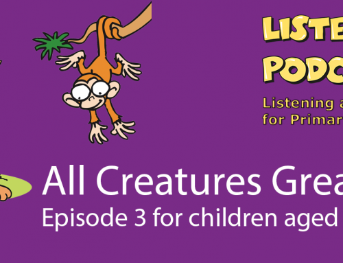 The Listening Room Podcast – Series 1 Episode 3 – All Creatures Great and Small