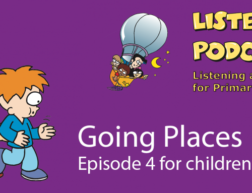 The Listening Room Podcast – Series 1 Episode 4 – Going Places