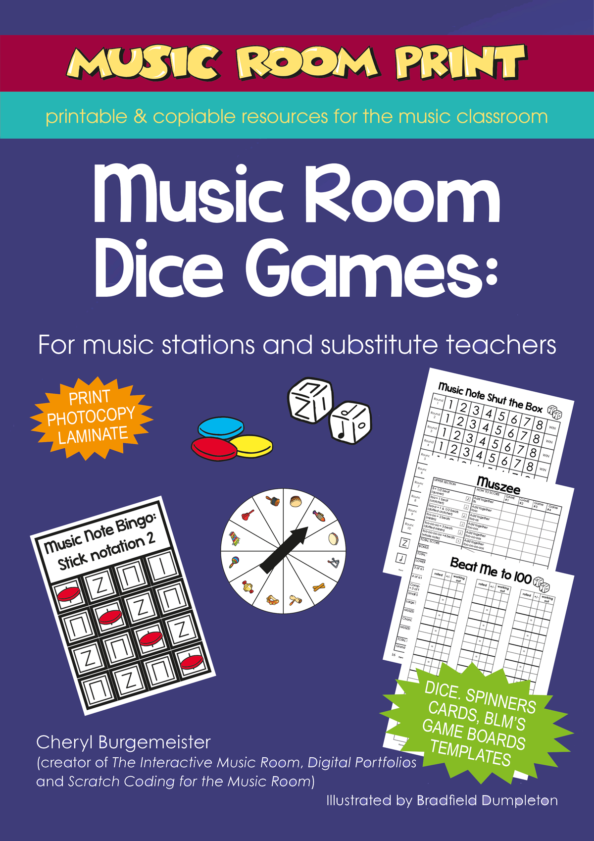 Music Room Dice Games