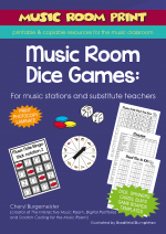 Music Room Dice Games 800