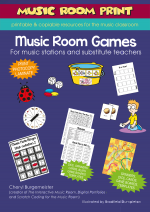 Music Room Games Group Image