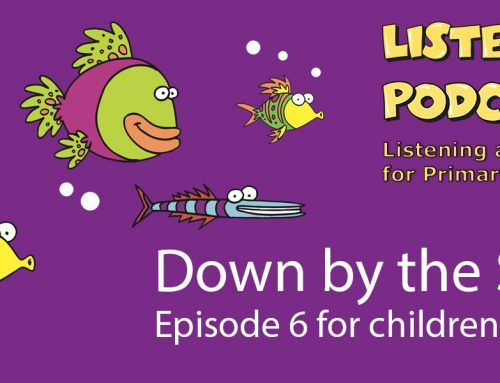 The Listening Room Podcast – Series 1 Episode 6 – Down by the Sea