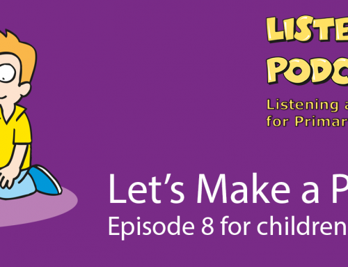 The Listening Room Podcast – Series 1 Episode 8 – Let's Make a Picture